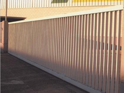 puertas correderas: Puerta corredera citacarr